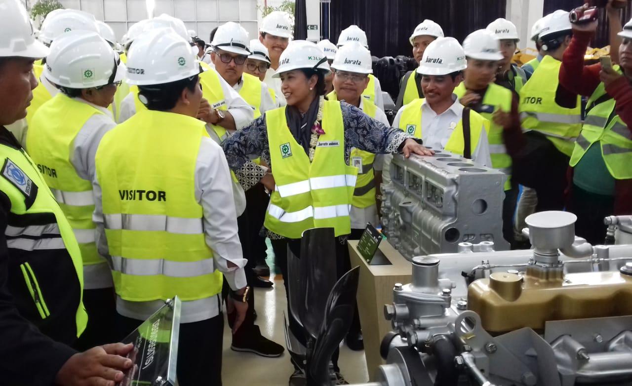 PT Barata Keunggulan Dalam Teknologi Dan Energi