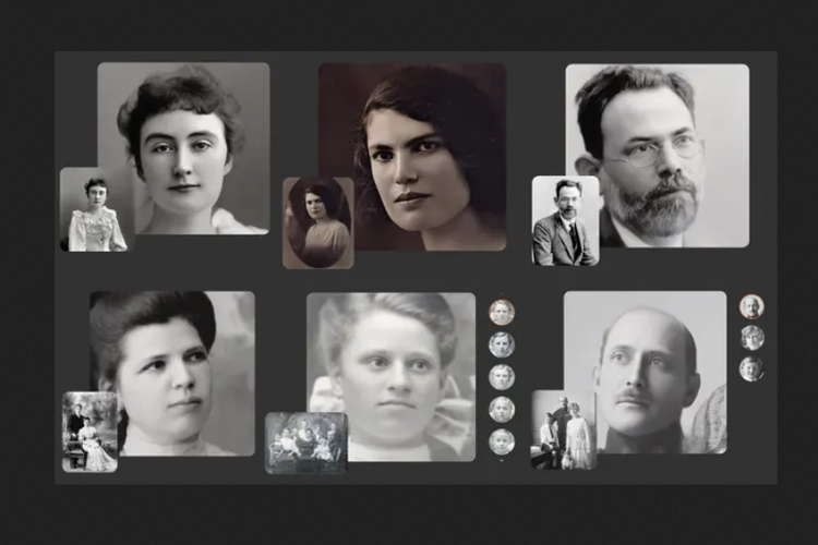 Apa Itu Deepfake, Teknologi Penjiplak Mimik Orang di Aplikasi MyHeritage