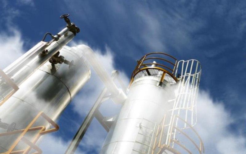 Energi Tenaga Gas Dekarbonisasi